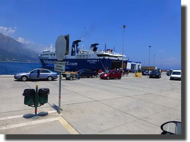 fähren ancona korfu